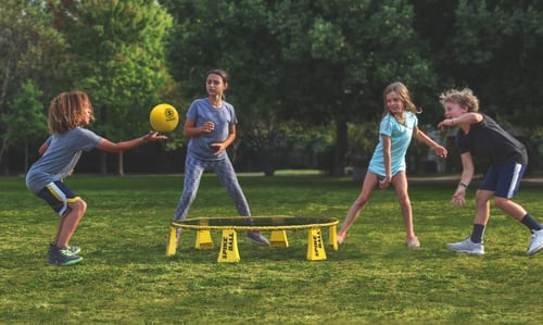 The Importance of Physical Play to Children