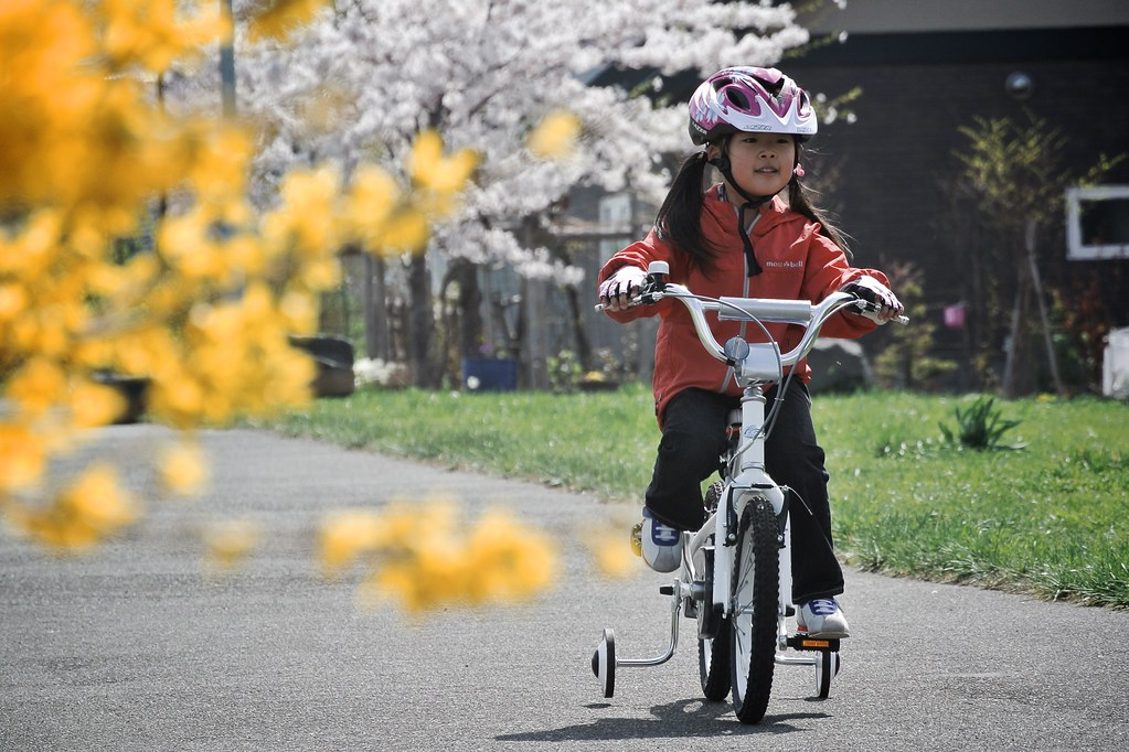 The Great Advantages of Using Stabilizer Wheels for Your Kid's Bike